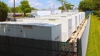 Large Gas Generators