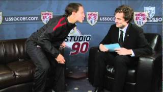 Studio 90 Extra Time Special Edition: Lauren Cheney
