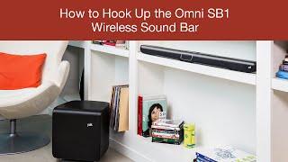видео Polk Audio Omni P1, купить сетевой проигрыватель Polk Audio Omni P1
