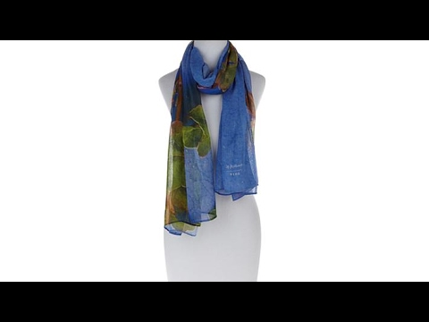 Modal Scarf - I See You 2s by VIDA VIDA