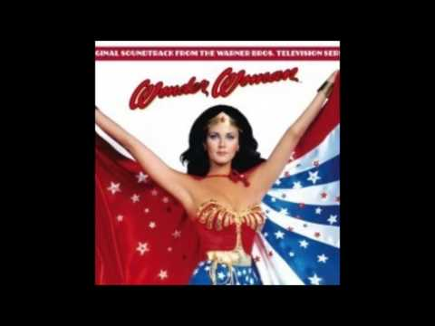 Wonder Woman-The Man Who Could Not Die. Musica: Richard LaSalle