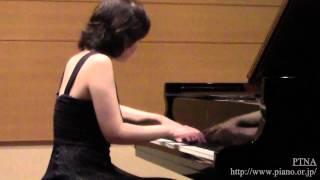 Bortkiewicz, Sergei Eduardovich: 10 Preludes No.7 Fis-dur Op.33-7 Pf.上野優子