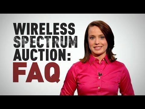 Wireless spectrum FAQ