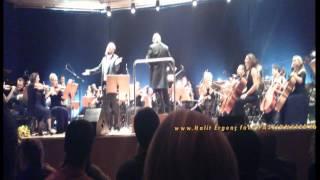 Halit Ergenc....singing ''Haydi gel içelim'' 6/2/2015 (2nd mobile video)