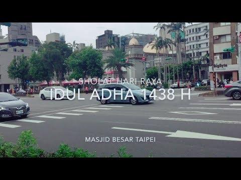 Sholat Idul Adha di Taipei