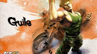 Super Street Fighter IV OST - Guile Theme