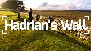 HADRIAN'S WALL | ENGLAND TRAVEL VLOG #1
