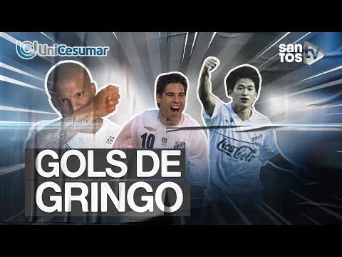 GOLS DE GRINGOS PELO SANTOS | TOP UNICESUMAR 25