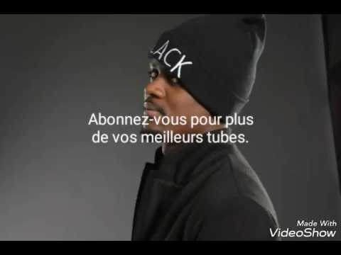 BLACK M : mes defauts ( lyrics)
