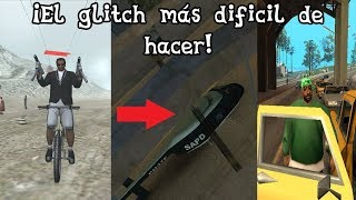 Otro video de curiosidades de GTA San Andreas PC