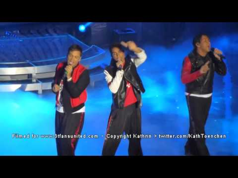 3T at the Hammersmith Apollo, THE BIG REUNION,27th February 2014   Part 1