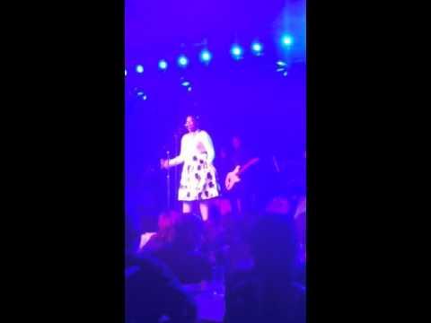Johnyce Live singing Jazmine Sullivan