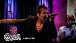 Daniel Higiénico Blues Experience -  Discontrol (Audio oficial)