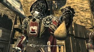 Assassin's Creed Brotherhood- Templar Lair- Liqiud Gold