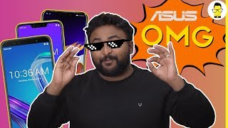 Asus ZenFone 5z for just Rs. 21,999! All ZenFone deals during the OMG days sale