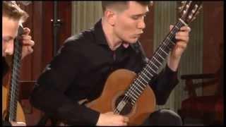 Erlendis Quartet - F. M. Torroba: Rafagas mvt. IV Allegretto mosso