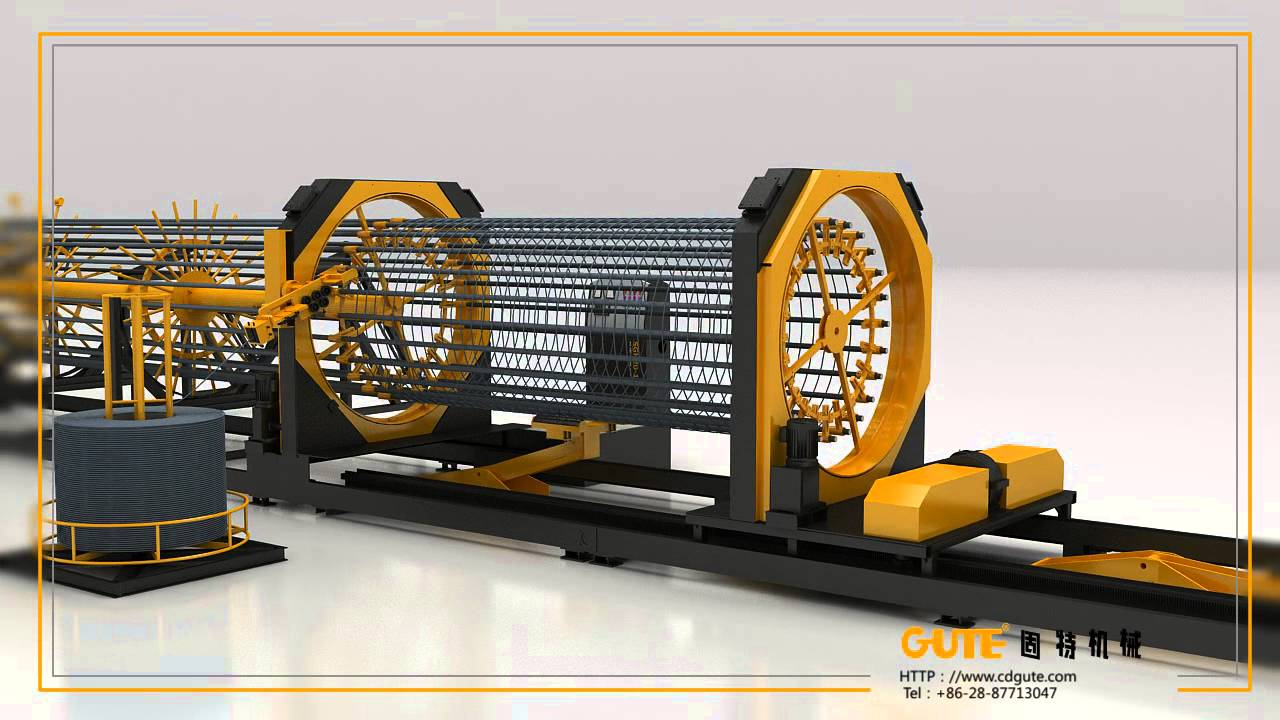 cage machine