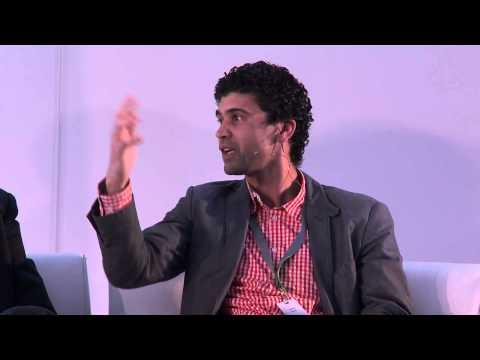 Panel Innovation & Entrepreneurship in South Africa