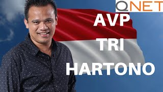 Gambar cover Associate V Partner Tri Hartono at VCON 2019