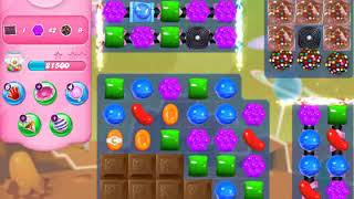 Candy Crush Saga Level 1212 Read message (Subscribe?)