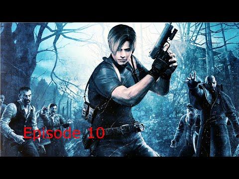 Resident Evil 4 Episode 10 - She's Useless Then! - GameBrosColor