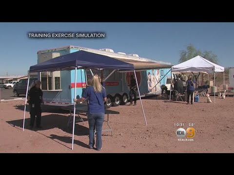 Arizona Preparing For California Earthquake Evacuees
