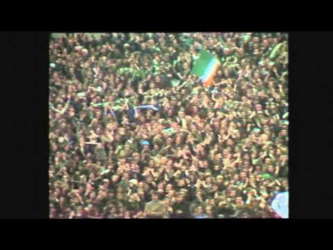 When Irish football fans cared little for their personal safety - Second Captains Live