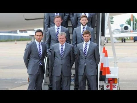 England set off for World Cup training camp in Miami