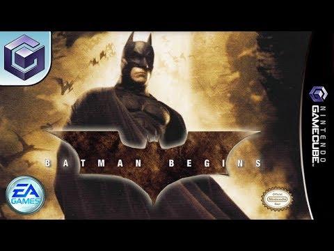 Longplay of Batman Begins