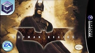 Longplay of Batman Begins
