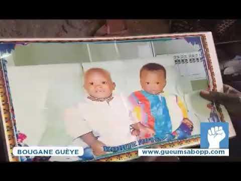 Bougane gueye gueum sa boop chez l 'enfant tué a rufisque