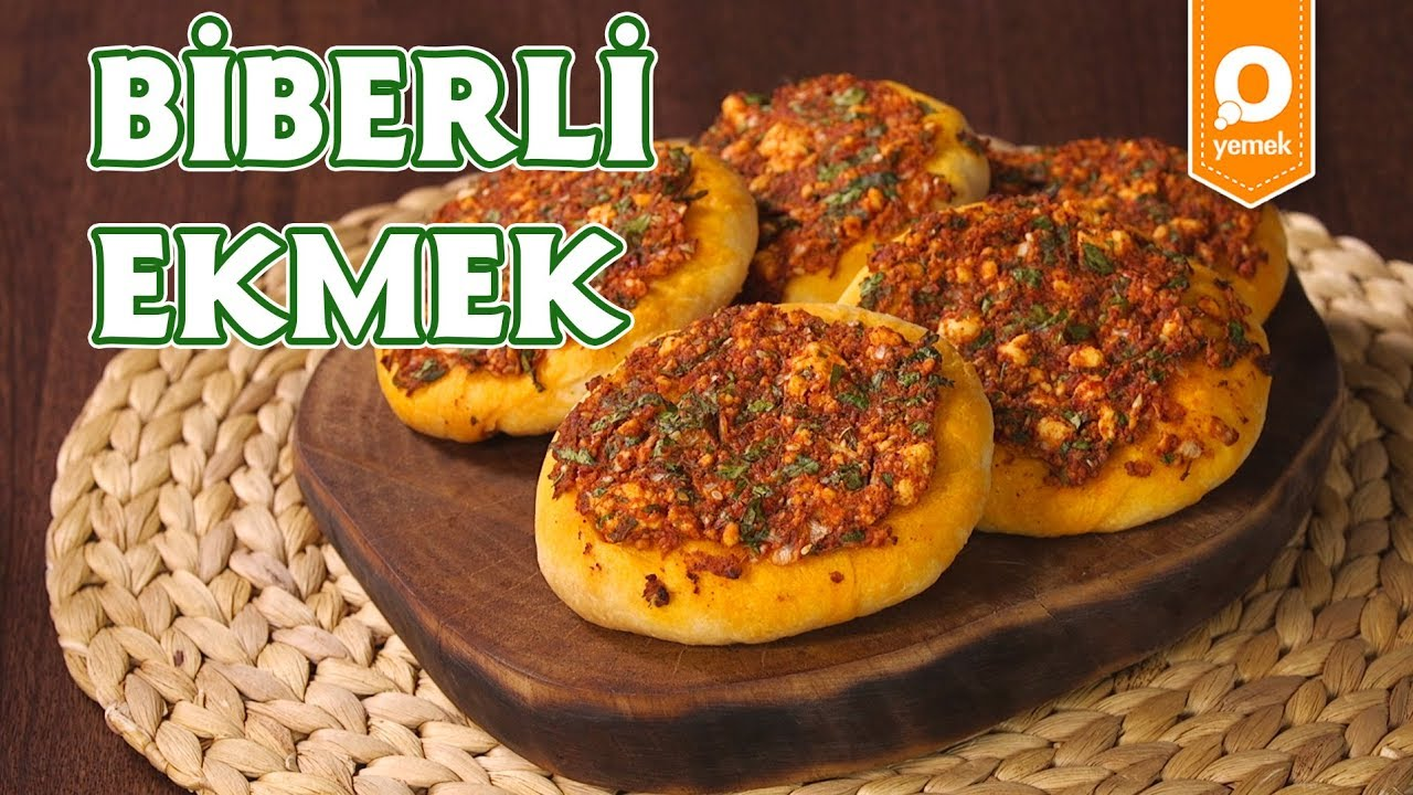 Download Hatay Usulü Biberli Ekmek Tarifi - Onedio Yemek - Pratik Yemek Tarifleri