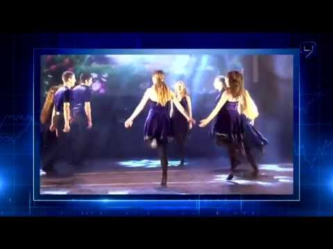 Mystery of the Dance - Interview in Channel 9 (in Russian)