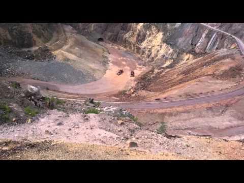Sweden  -  Falun  Mine