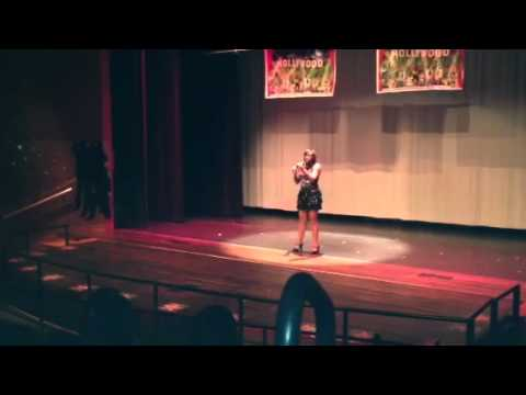 Dymond Crews sings Unbreak My Heart-Voice Lessons-New  Rochelle, NY