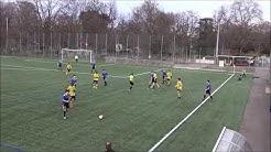 Trainingsspiel 1.HZ BSC Old Boys a (Jun.B P) - FC Oberwil (CCJL B) 22.02.2020