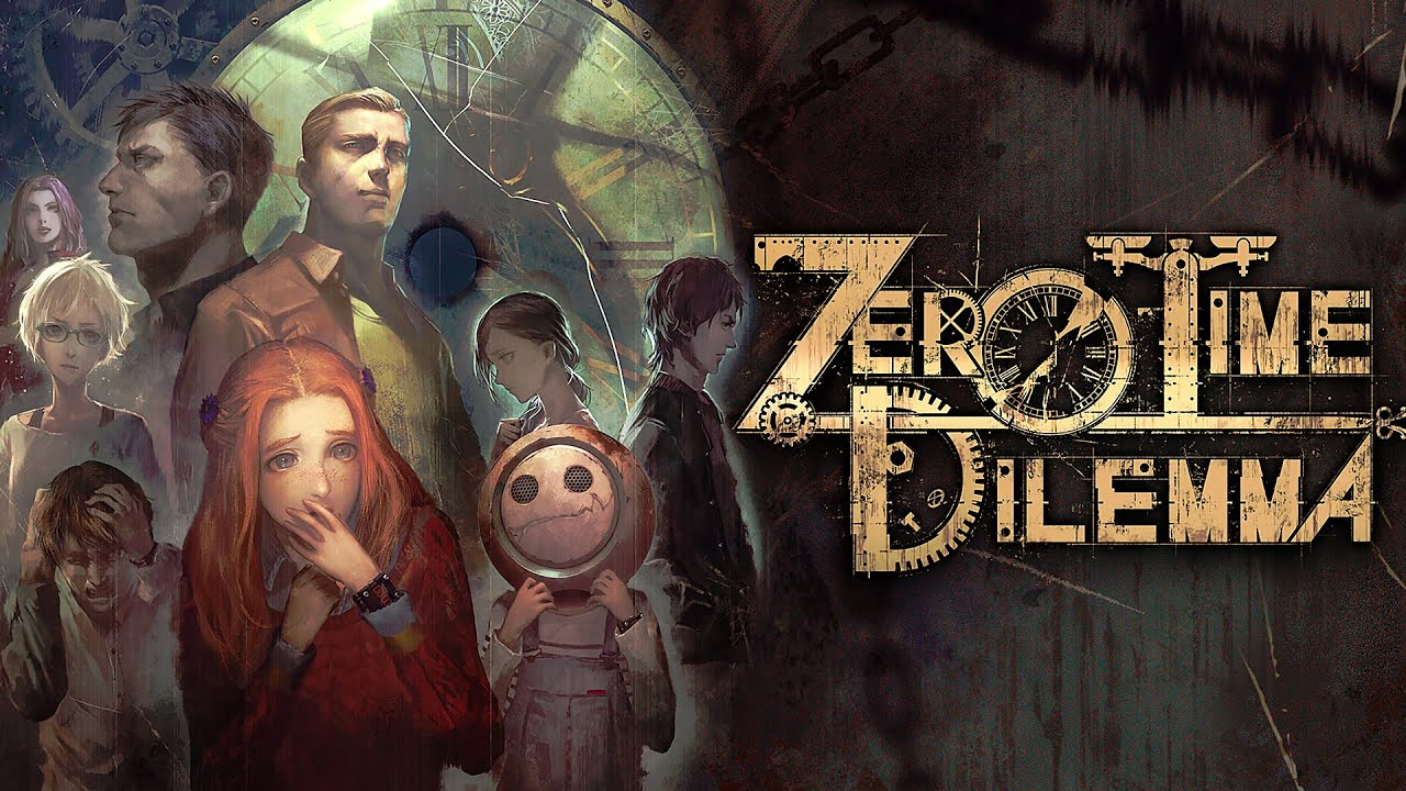Image result for zero escape zero time dilemma