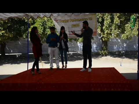"""""""Interactive Theater Performance on Sexual Gender Based Violation-SGBV"""" by UGOOD Team."""