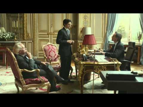 Quai d'Orsay - The French Minister Official Trailer