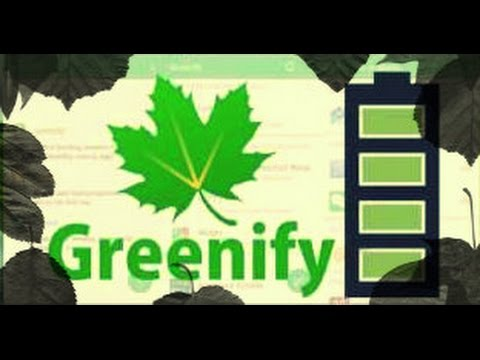 ▻Best Android Battery Saver-Greenify 2017 Update