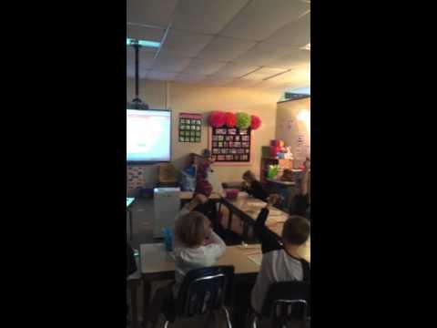 Sam Kelley teaching video