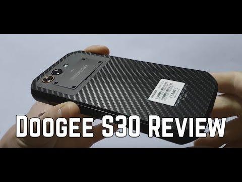 DOOGEE S30 красив и функционален 10