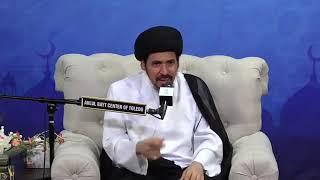 السيد منير الخباز - إيمان أبي طالب عليه السلام بنبوة النبي الخاتم محمد صلى الله عليه وآله وسلم