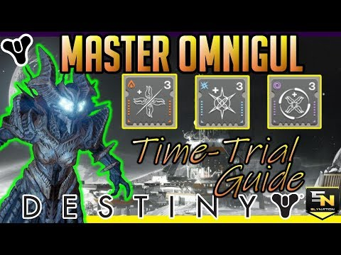 Destiny 2 | Master Tier Omnigul- Master Nightmare Hunt Time Trial Guide