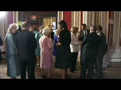 Reception at Buckingham Palace pt3