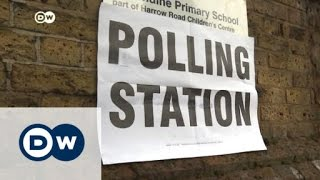 الاستفتاء في بريطانيا | الأخبار