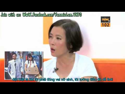 [Vietsub] Interview Yammie Lam preview