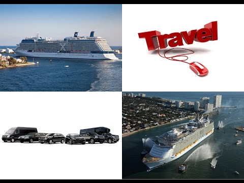 Fort Lauderdale & Miami Cruise Ship Transfers