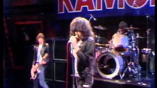 Ramones - I Wanna Be Sedated / The KKK Took My Baby Away, live, Tomorrow Show (HQ!)