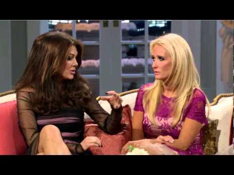 RHOBH Reunion: Brandi Glanville V Kyle Richards - Season 3